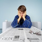 Ontslag na faillissement: 1 op 3 thuis